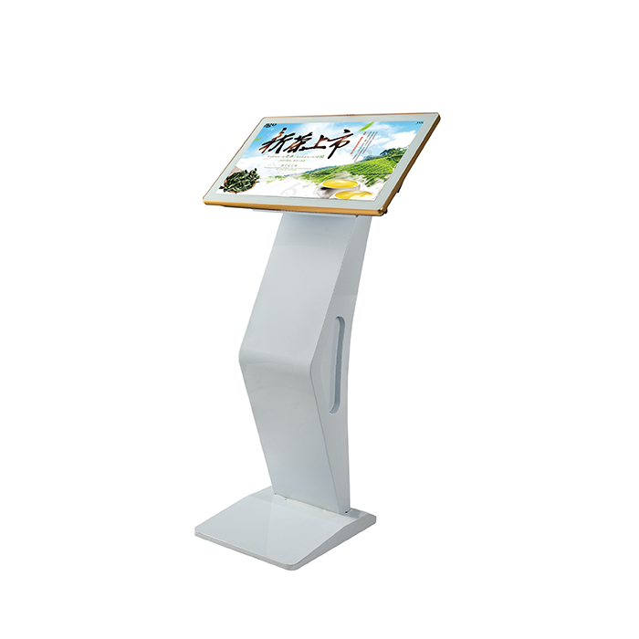 All-in-one Touch Screen Kiosk (NS-W01)_Interactive Touch