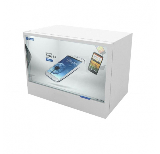 32'' Transparent LCD Showcase (NS-TS061)