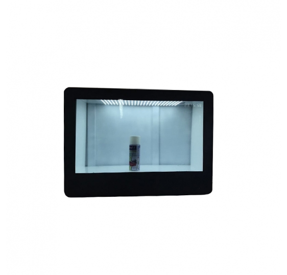 55'' Transparent LCD Showcase (NS-TS064)